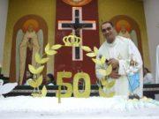Galeria de Fotos: Missa em Pinhão comemorativa ao Jubileu de Ouro