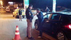 Mais uma operação da Policia Militar de Pinhão