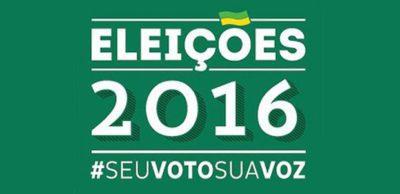 ELEIÇÕES 2016 – Faltam 5 dias: eleitores não podem ser presos a partir de hoje (27)