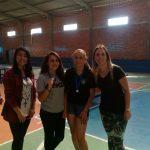 Campeões tênis de mesa feminino A