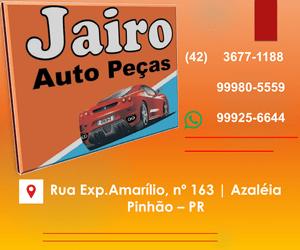 Banner 300,250 px- Jairo Auto Peças