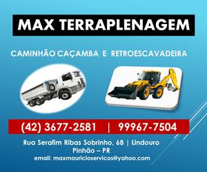 Banner 30x250px -Max Terraplenagem