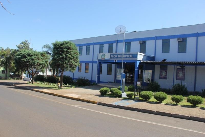 Prédio da Prefeitura de Pinhão-Pr
