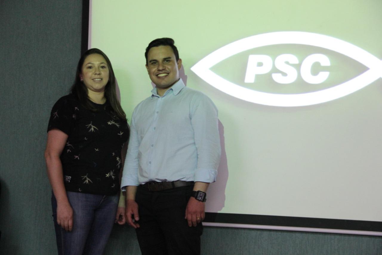 Candidatos pelo PSC de Pinhão nas eleições de 2020