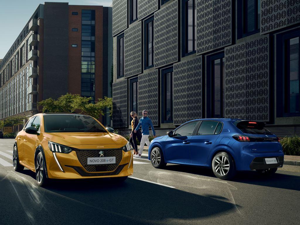 Lançamento 2021 da Peugeot