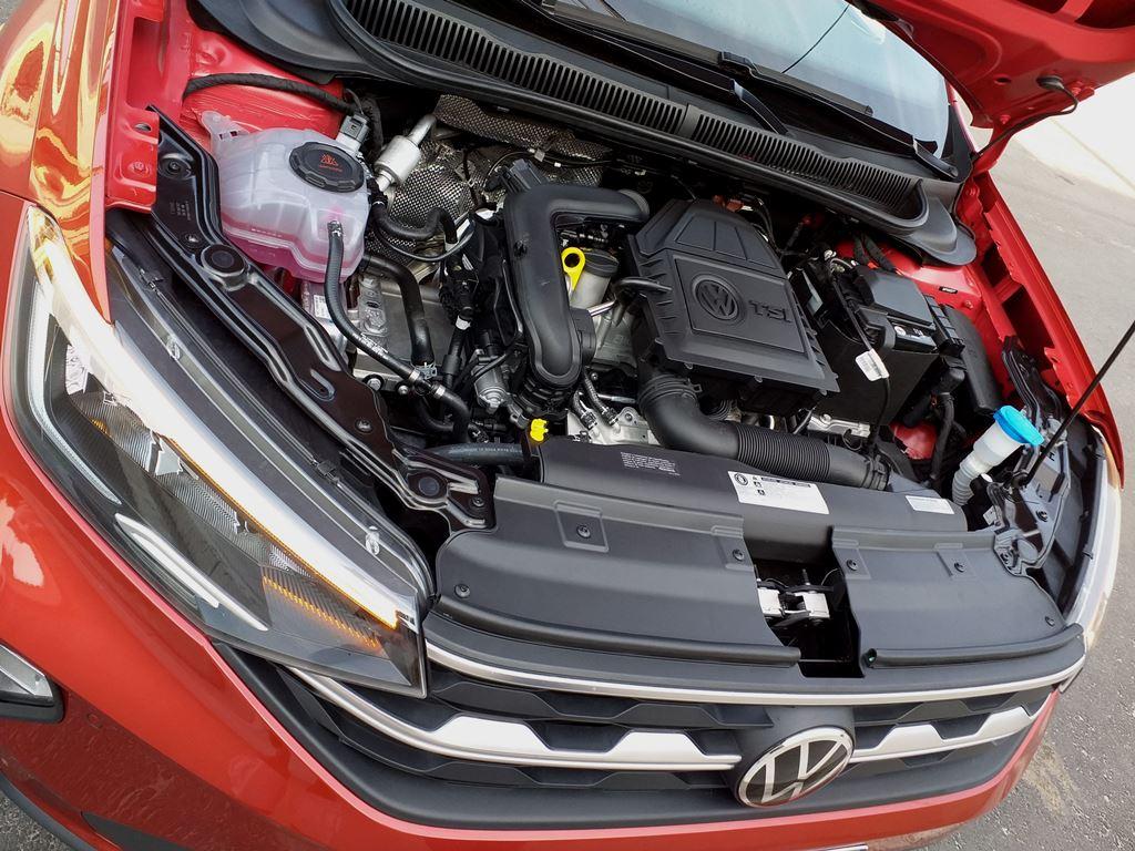 Volkswagen Nivus Highline -  motor