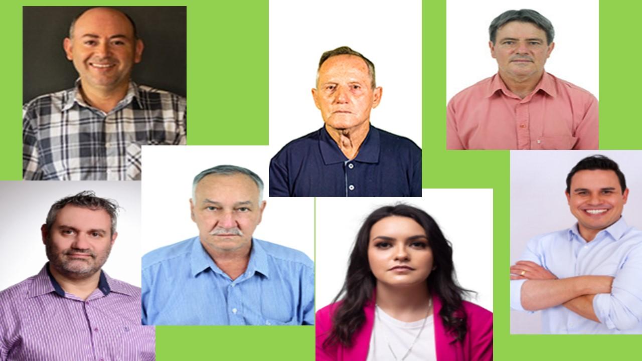 candidatos a prefeito em Pinhão-Pr