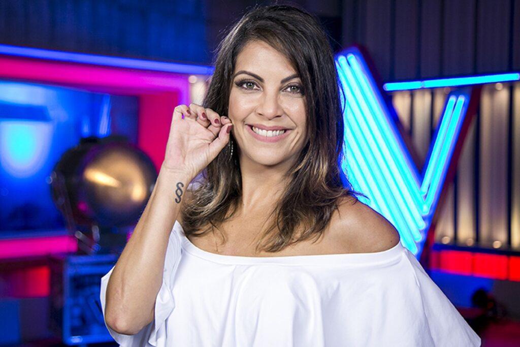 Thalita Rebouças apresentadora