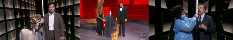 Apresentadores do Emmy 2020