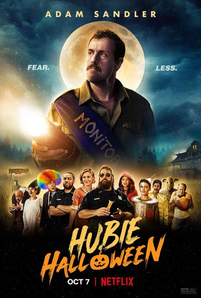 O Halloween de Hubie