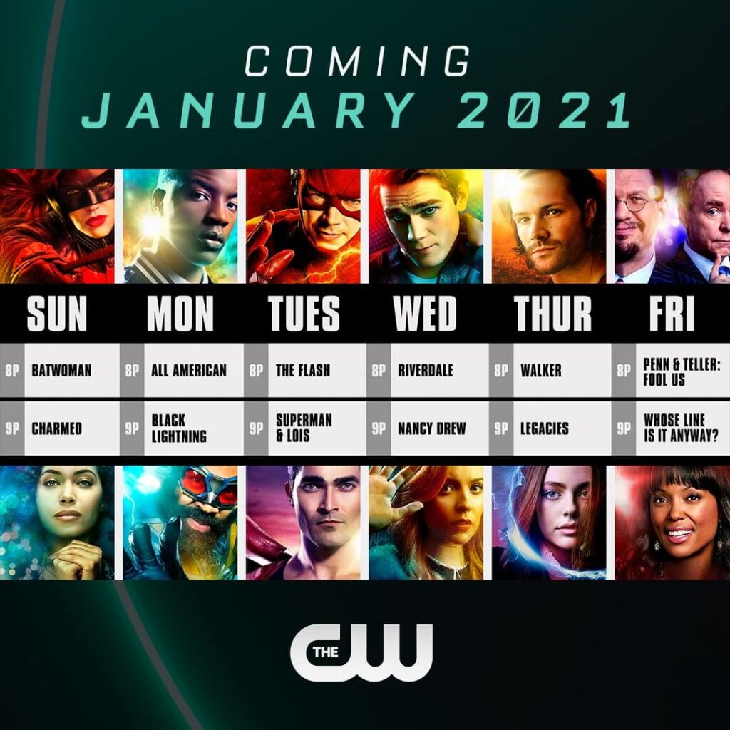 The CW - A