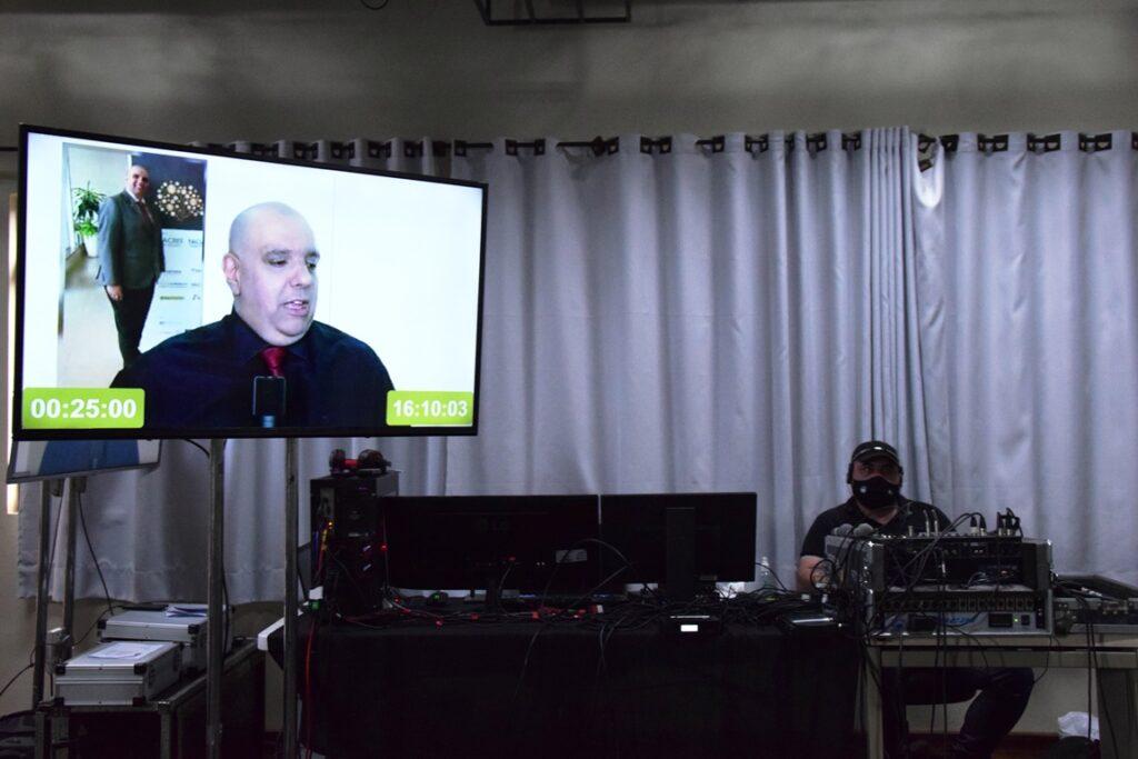 palestrante do WinterShow Maurício Louzada