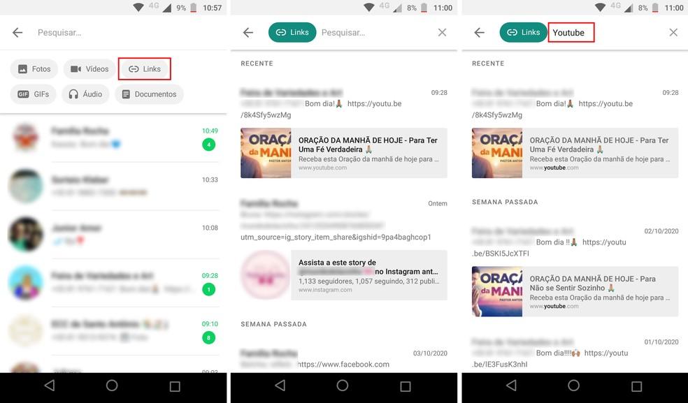 WhatsApp - Links