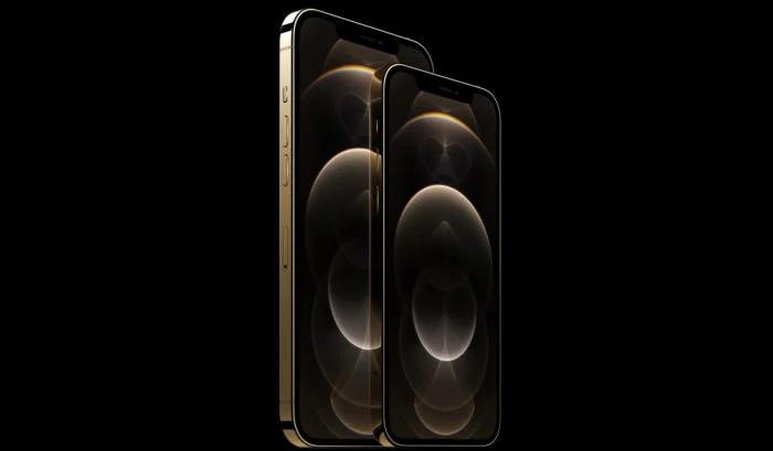 iPhone 12 Pro Max e iPhone 12 Pro