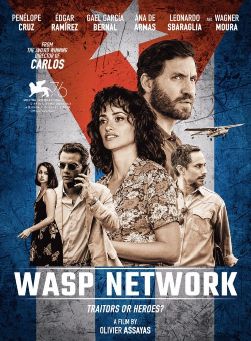 Wagner Moura - Wasp Network