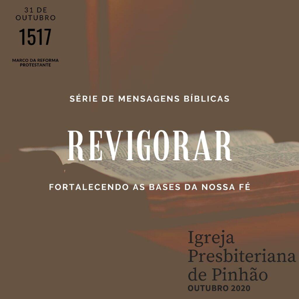 Mensagens Biblícas - Igreja Presbiteriana de Pinhão