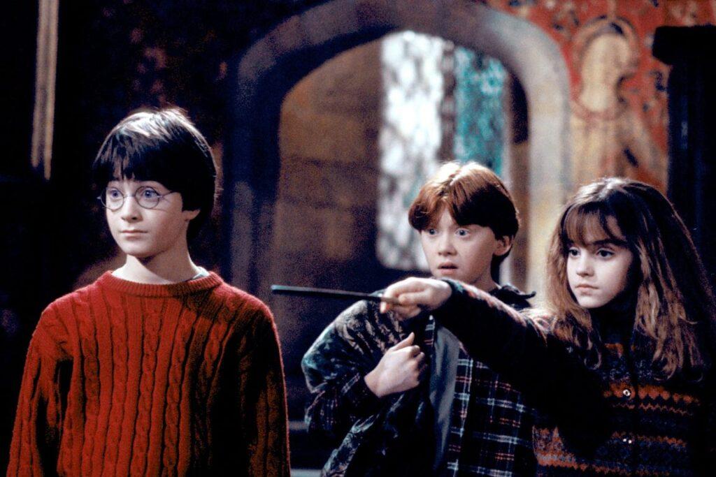 FILMES DE HALLOWEEN  - Harry Potter