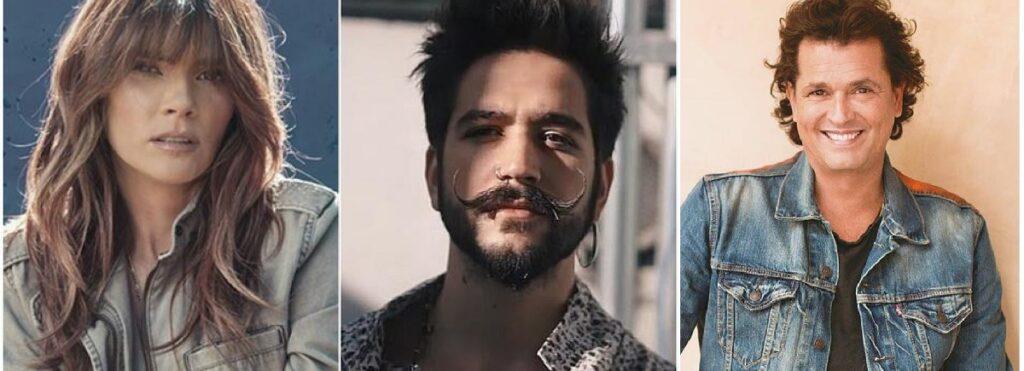 Grammy Latino- Kany Garcia, Camilo e Carlos Vives