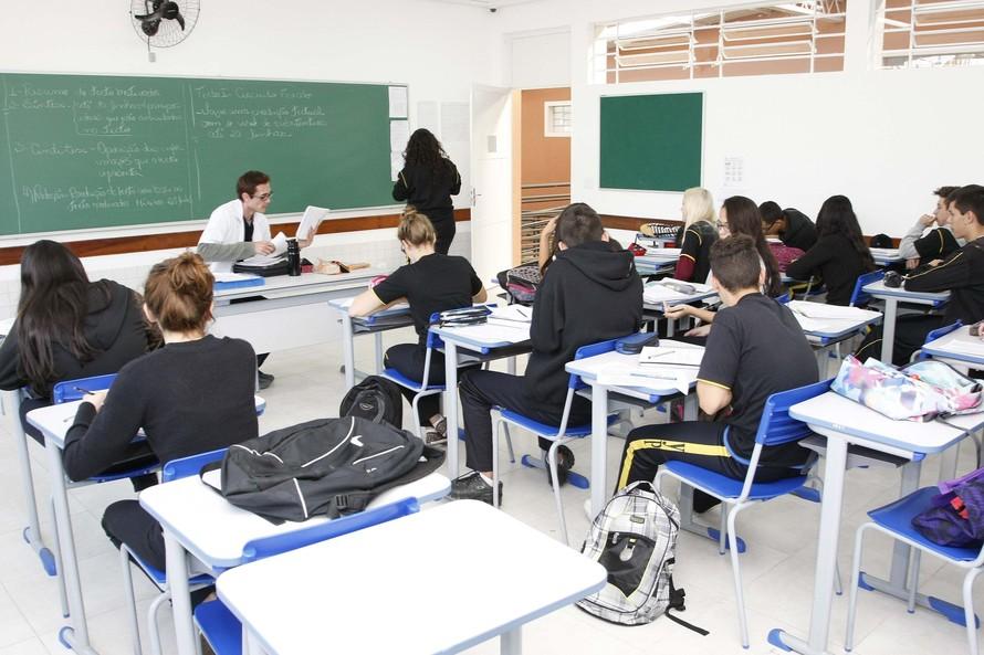 Contratação professores temporários
