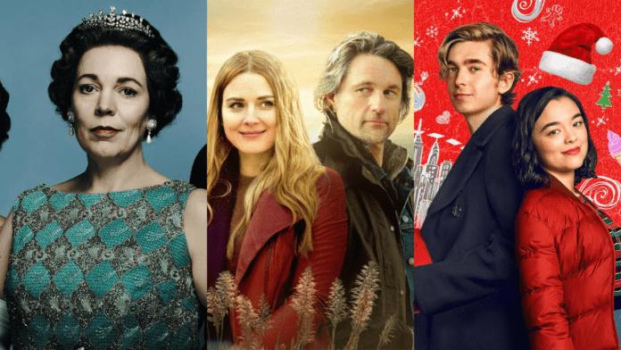 Netflix - Séries - Novembro/2020
