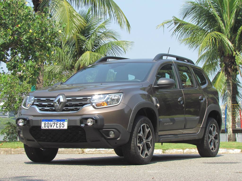 Renault Duster Iconic CVT X-Tronic