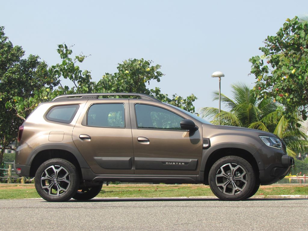 Renault Duster Iconic CVT X-Tronic –