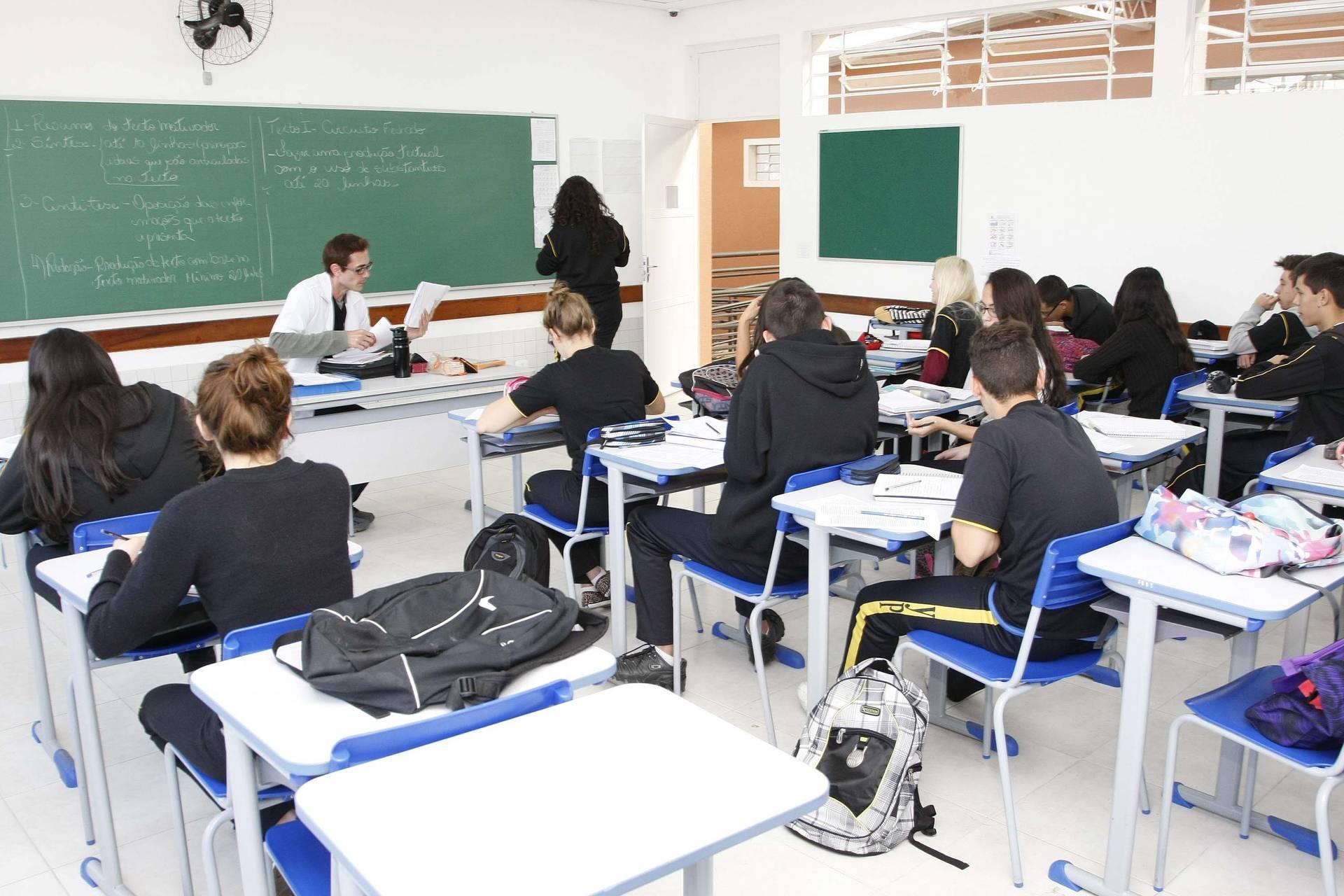 PSS para professores