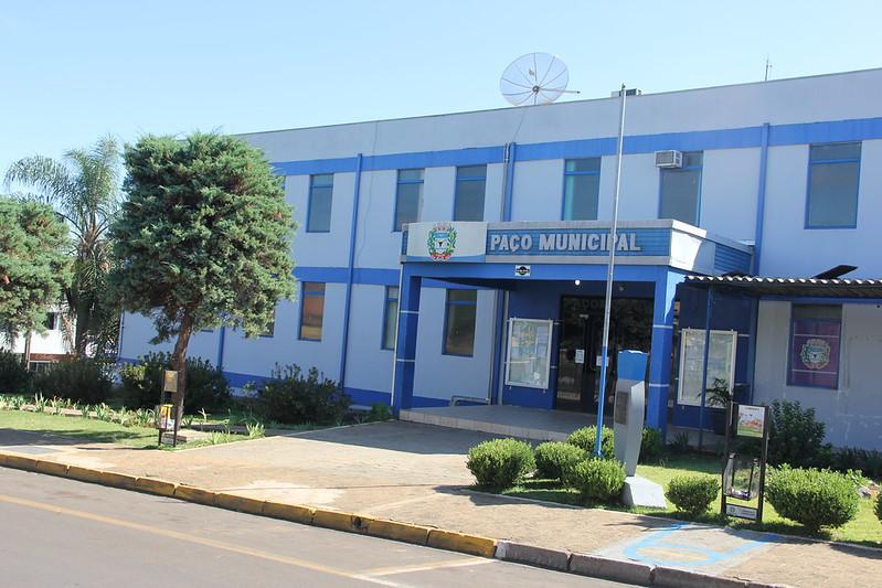 Paço Municipal de Pinhão - Pr