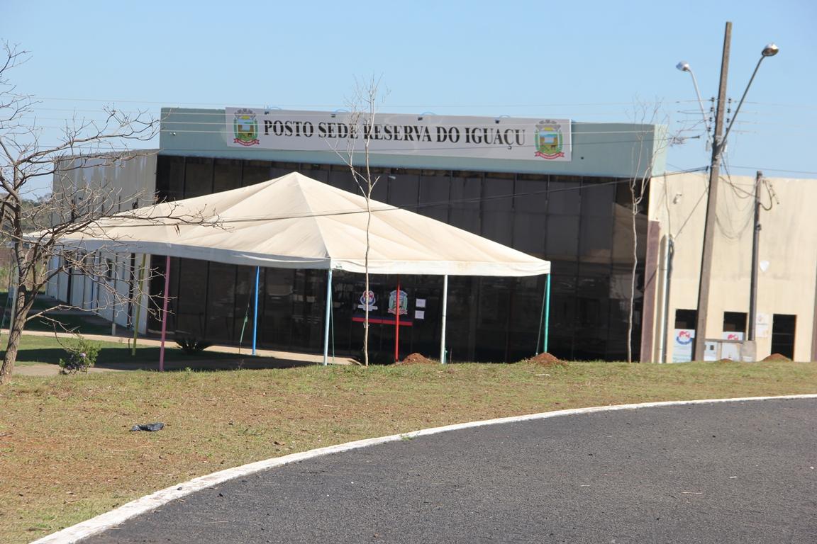 Secretaria de saúde de Reserva do iguaçu