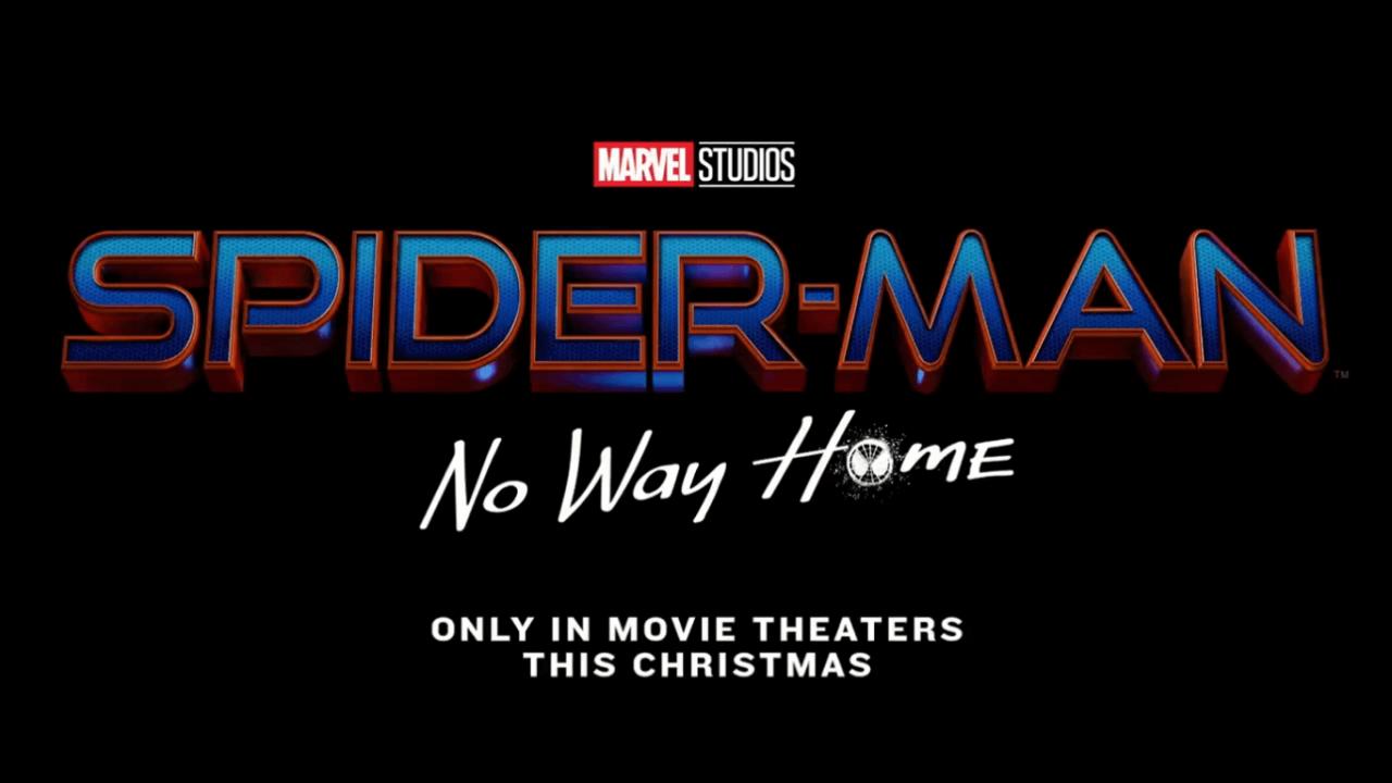 logo do titulo oficial de spiderman 3