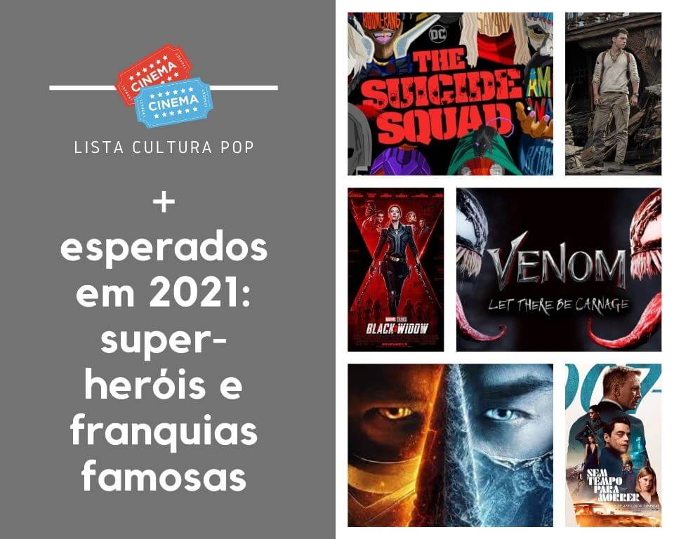 Lista de Filmes de Herói