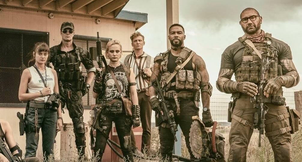 army of the dead invasão em las vegas é o novo filme de zack snyder