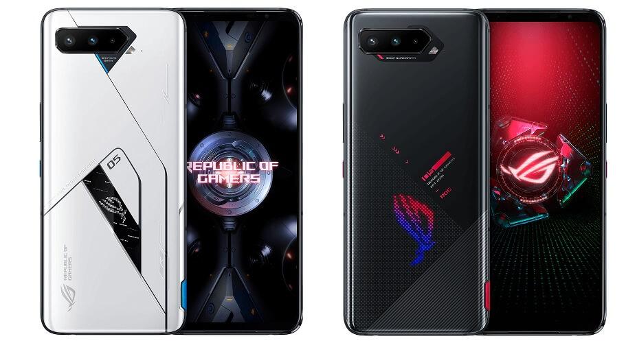 rog phone 5 - asus lança nova linha de smartphones gamers