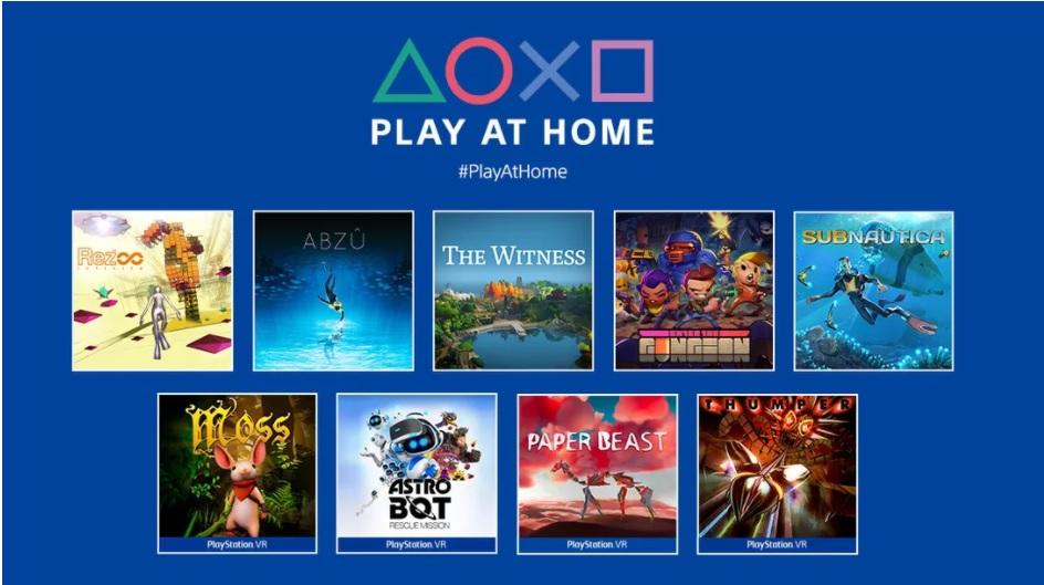 play at home 2021 traz novos jogos gratis