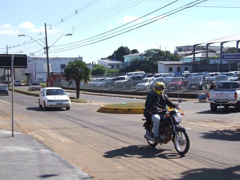 Movimentação Avenida Trifon