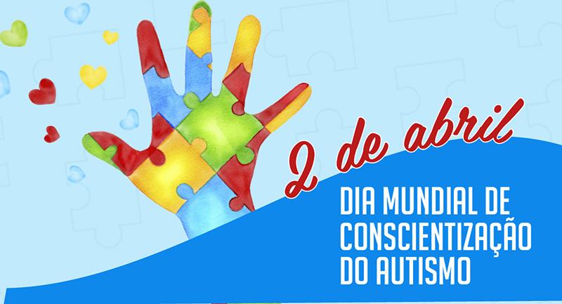 2 de abril dia do Autismo