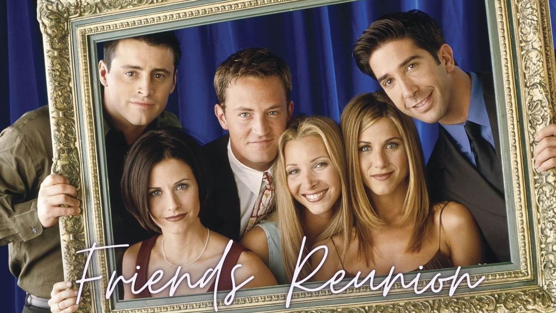 Friends Reunion: tudo o que sabemos