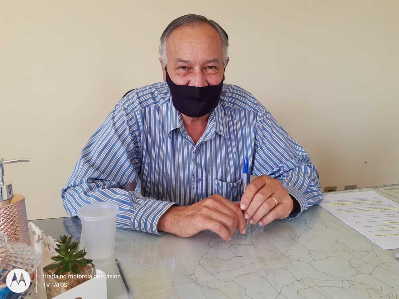 prefeito José Vitorino Prestes