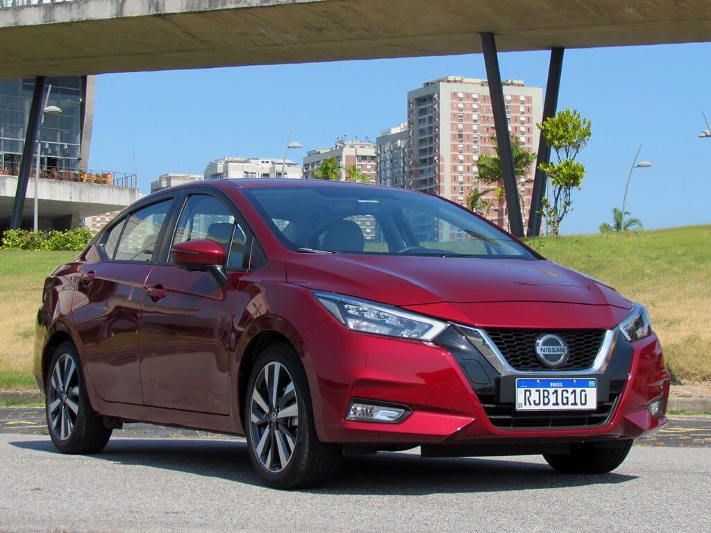 Nissan Versa Exclusive