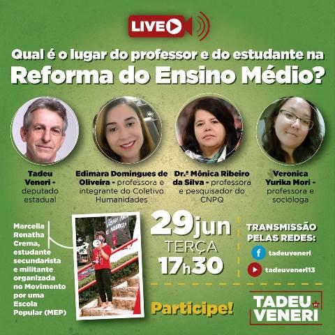 Live Ensino Médio