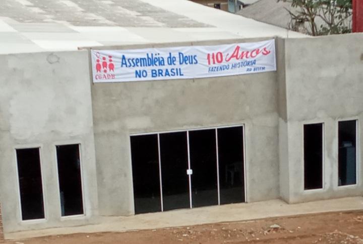 Assembleia de Deus Ministério do Belém do Pinhão