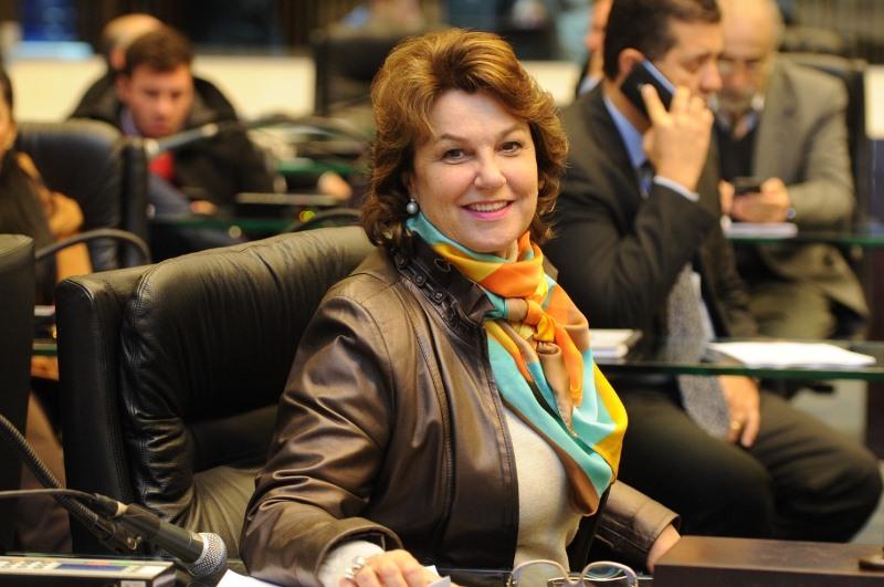 Deputada Cristina Silvestri