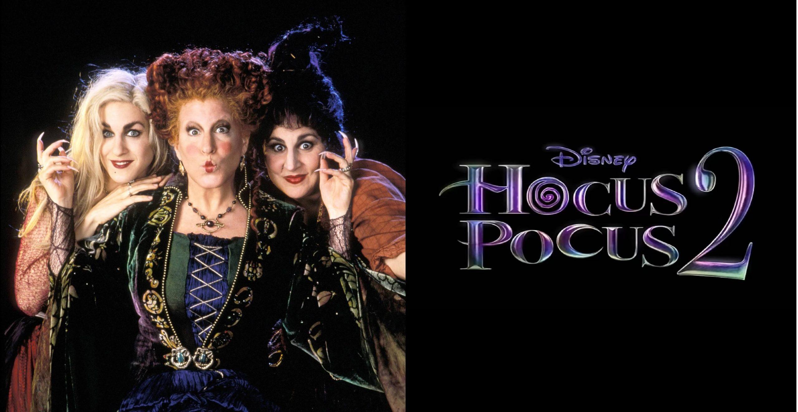 Hocus Pocus 2 tem novos detalhes revelados
