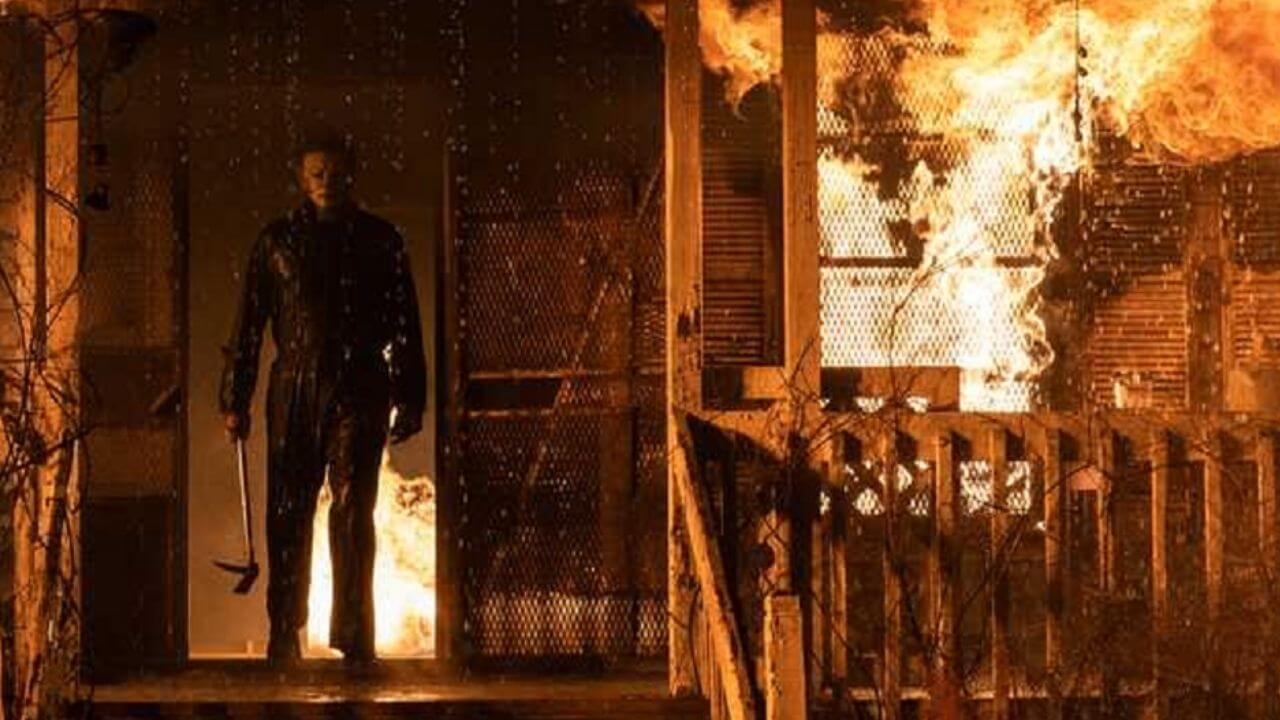 Halloween Kills - O Terror Continua: Jamie Lee Curtis encara Michael Myers