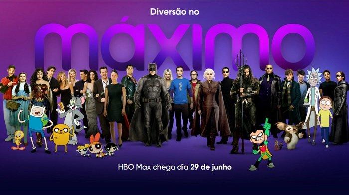 HBO Max chega essa semana ao Brasil