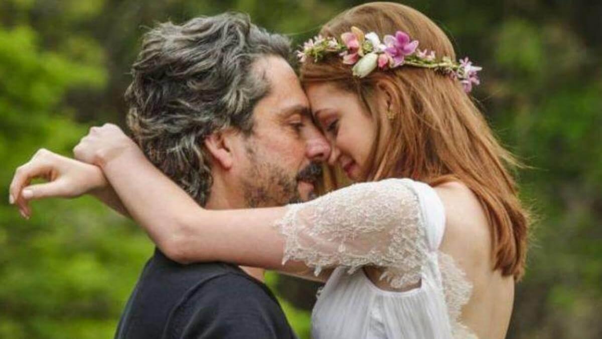 """Ísis e Comendador """"se casam"""" no Monte Roraima"""