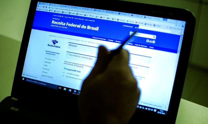 Site receita Federal