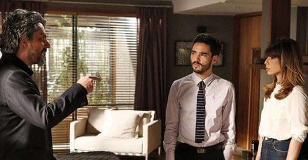 José Alfredo interroga José Pedro e Danielle