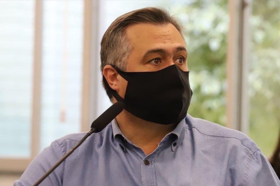 Secretário Beto Preto