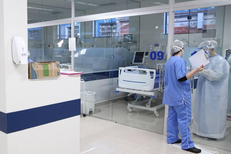 UTI do Hospital Santa Clara,